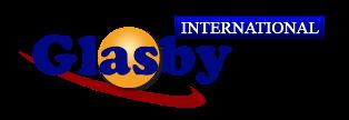 GLASBY INTL. Logo